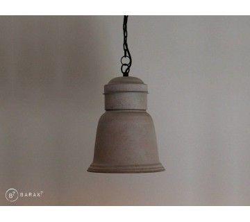 Industriële hanglamp White